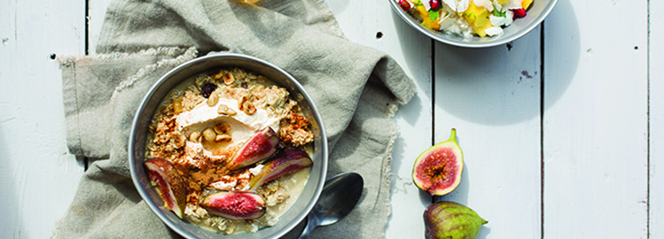 The Brother Hubbard Cookbook: Autumn-Winter Bircher Muesli