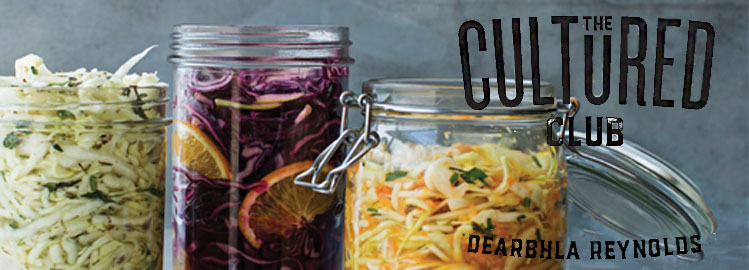 The Cultured Club with Dearbhla Reynolds: Classic Sauerkraut