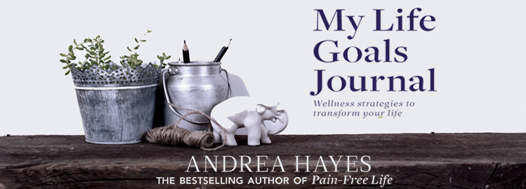 Andrea Hayes Launches her New Book 'My Life Goals Journal' at Farrier & Draper