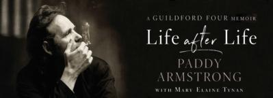 Launch of Guildford Four Memoir 'Life After Life' by Paddy Armstrong at Lillie's Bordello