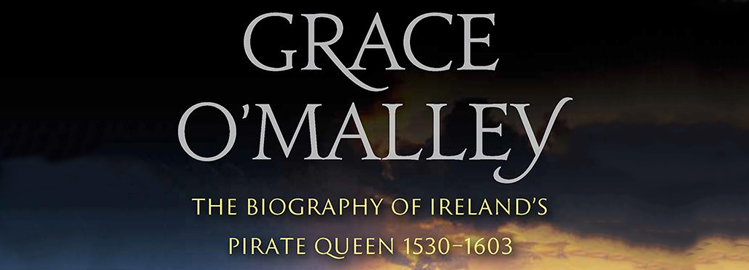 Anne Chambers, author of Grace O'Malley, The Biography of Ireland's Pirate Queen honoured at the O'Malley Clan Chieftain's Awards